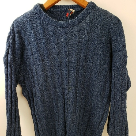 Avoca Other - Avoca Edition Cable Knit Fisherman Sweater